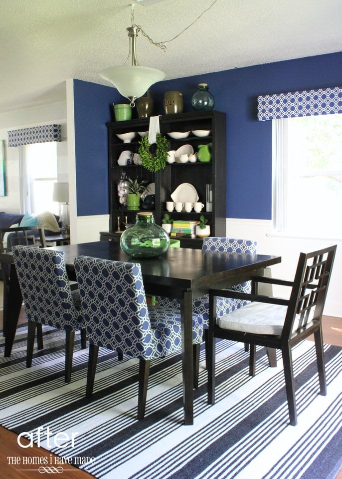 NC Dining Room Reveal