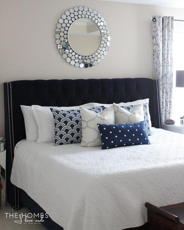 Master Bedroom  3 Months In