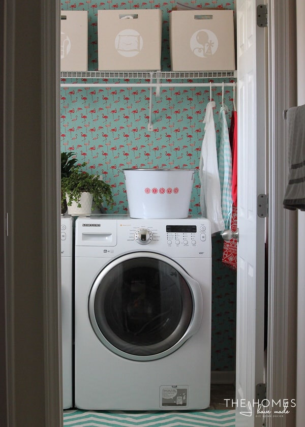Laundry Room| 3 Months In