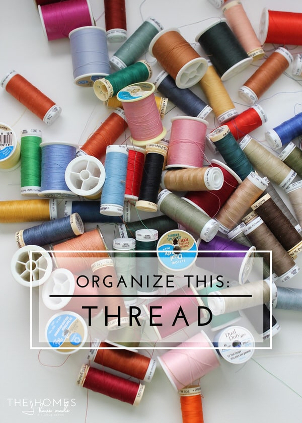 Organize This: Thread