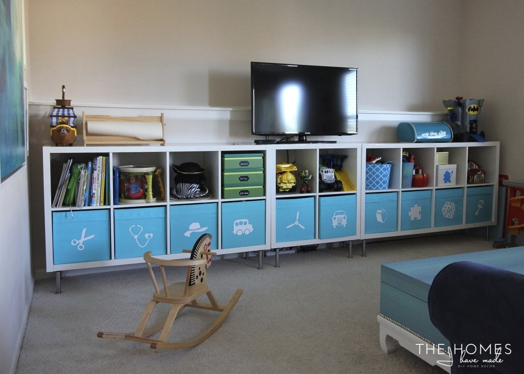Playroom| 3 Months In