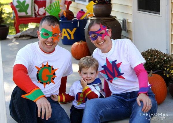 Super Hero Family