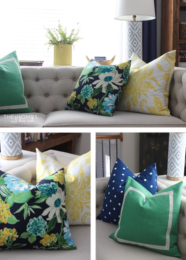 Pretty Couch Pillows
