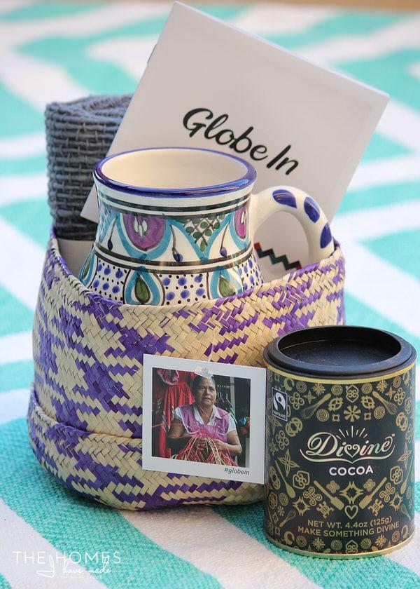 GlobeIn Artisan Box: Cozy