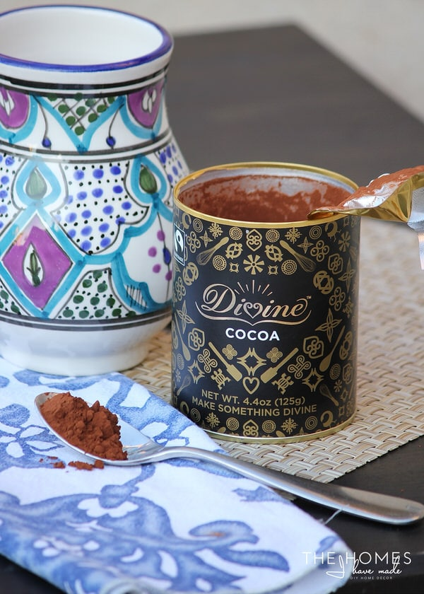 Divine Chocolate Cocoa Powder