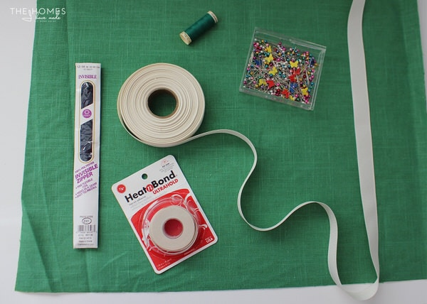 Ribbon Pillow Supplies