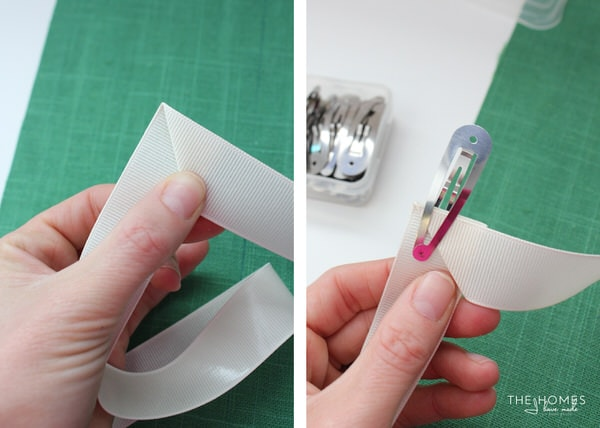 How To: Ribbon Pillow