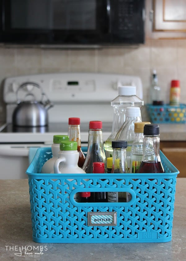 Baskets for Cooking Liquids