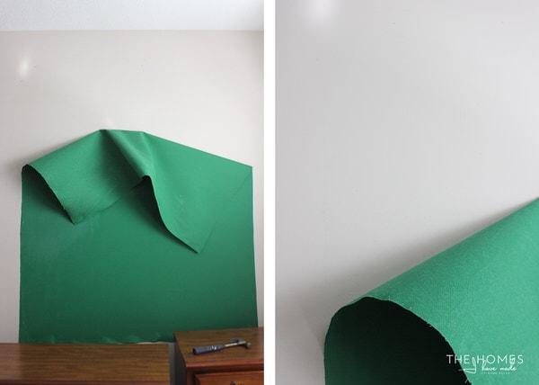 Fabric Wall Panel Installation