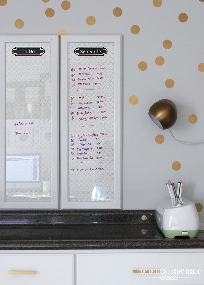 Dry Erase Boards from Doors