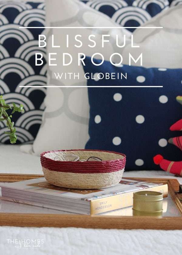 Blissful Bedroom with GlobeIn