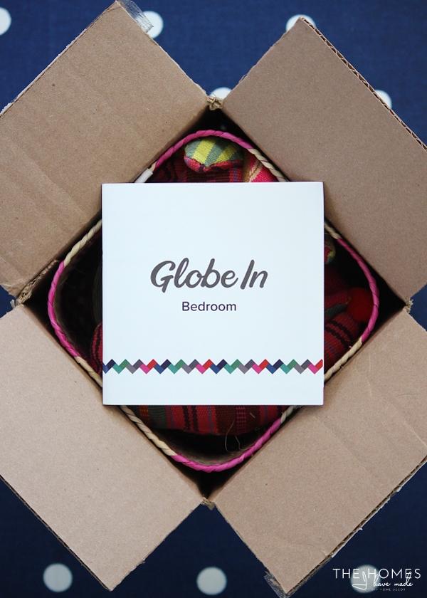 GlobeIn Bedroom Box
