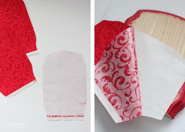 Photo Stocking Hooks | Adhere Fabric