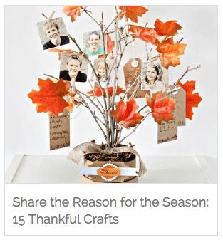 16 Thankful Crafts