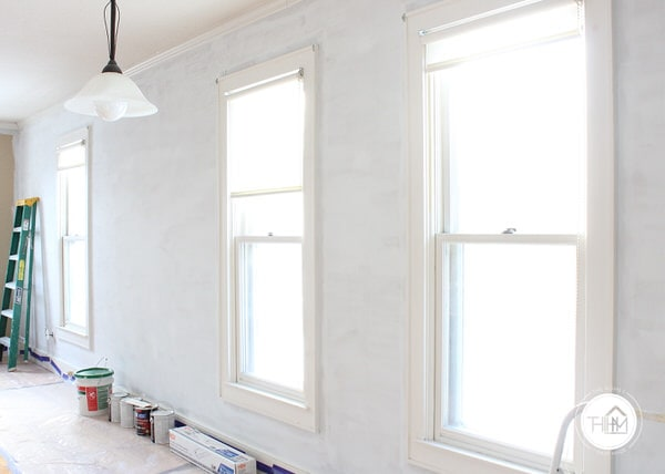 Ombre Wall Feature Tutorial - Before