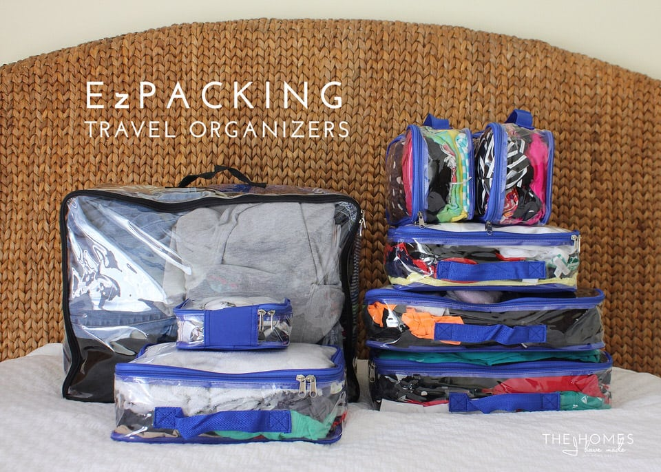 EzPcking Travel Organizers