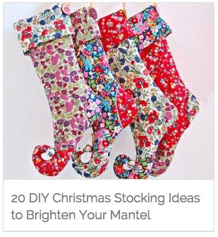 THIHM Around the Web 14 - DIY Christmas Stockings