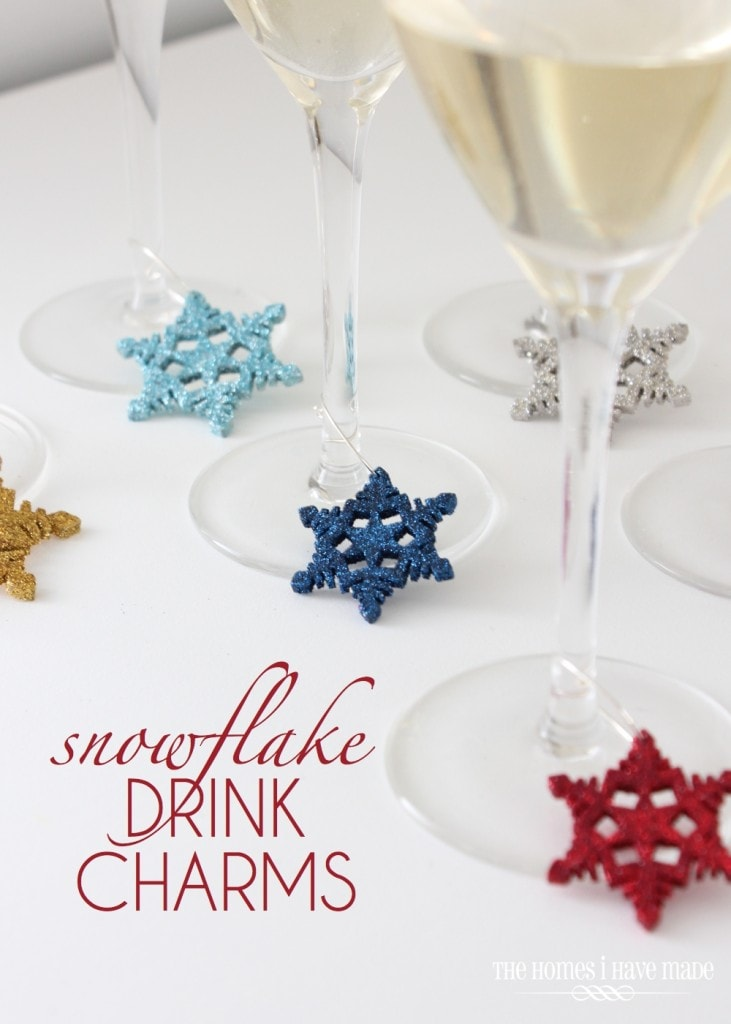 Snowflake Drink Charms-001
