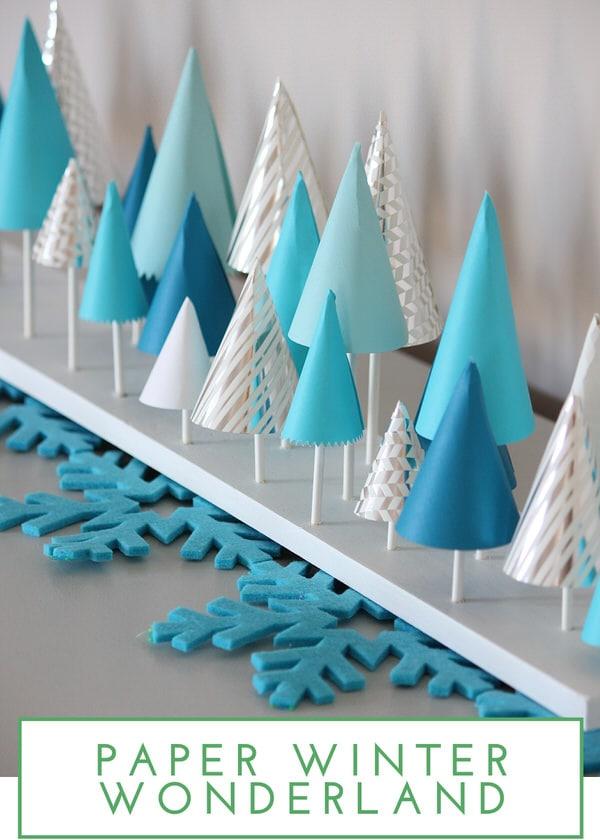 THIHM Around the Web 14 - Paper Winter Wonderland