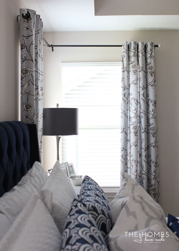 The Homes I Have Made - 6 Months In Home Tour - Master Bedroom