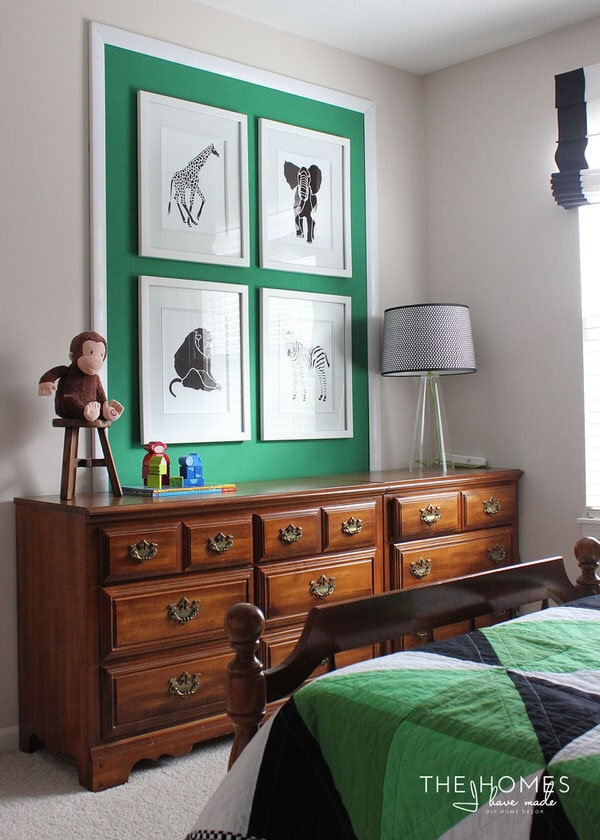 The Homes I Have Made - 6 Months In Home Tour - Henry's Bedroom