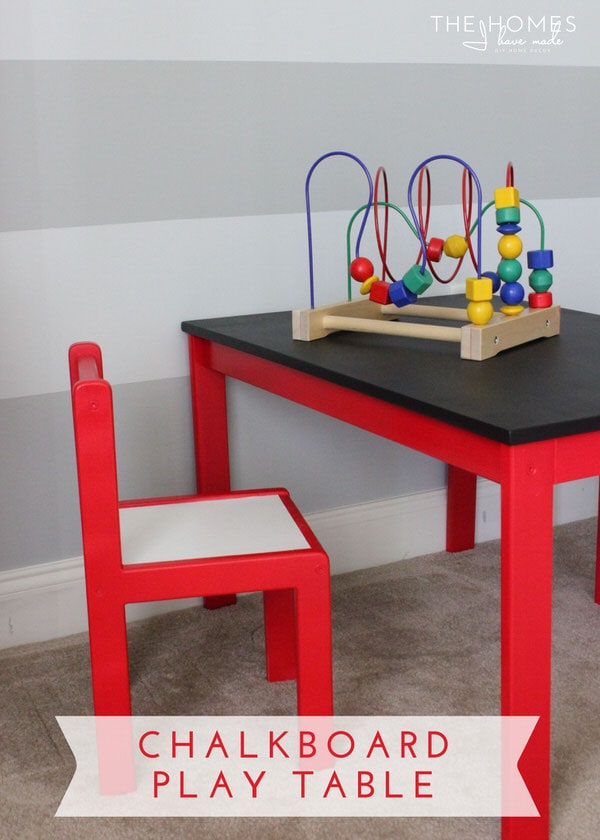 Hits and Misses - Kid Edition | Chalkboard Play Table