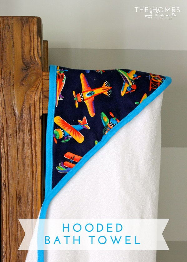 Hits and Misses - Kid Edition | Hooded Bath Towel
