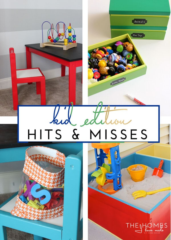 Hits and Misses | Kid Edition