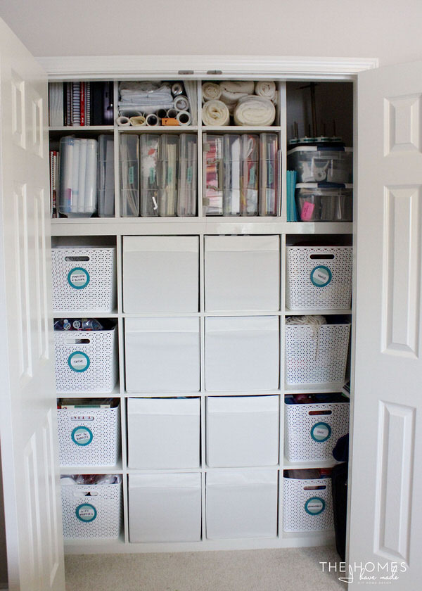 Craft Closet | Before