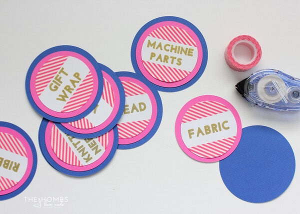 3 Creative Ways to Make Labels with a Cricut Explore | Tags