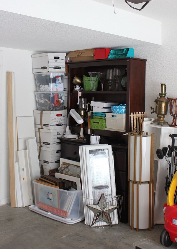 Military Thriving and Surviving Life   Dealing with Stuff That Doesn't Fit in the New House!