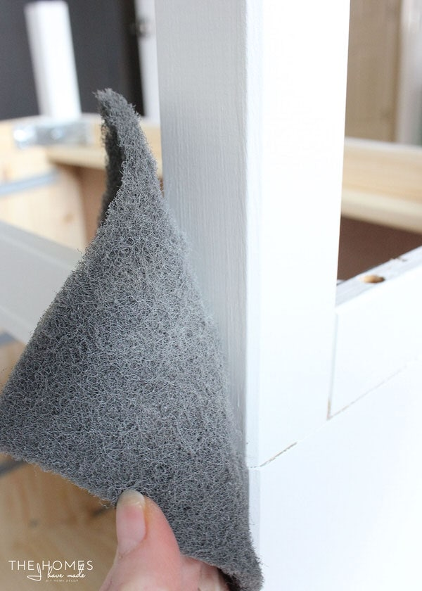 How to Make a Fabric-Covered Dresser | Sand and Dust