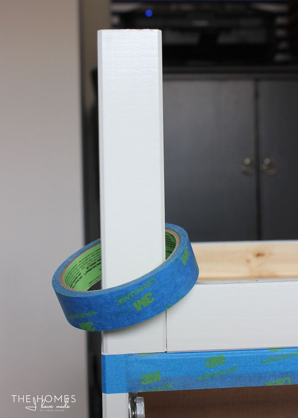 How to Make a Fabric-Covered Dresser   Tape