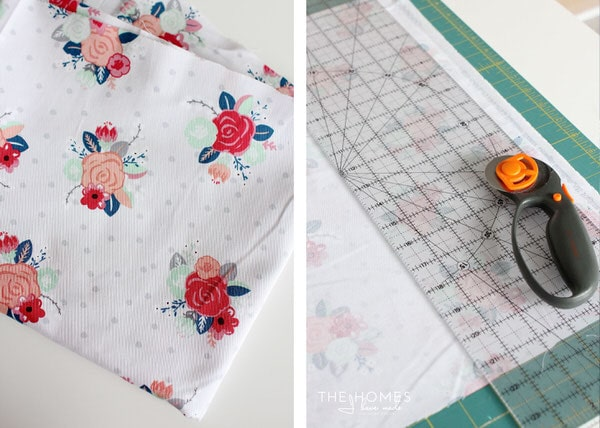 How to Make a Fabric-Covered Dresser   Cut Fabric