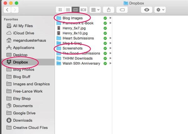 How I Use Dropbox