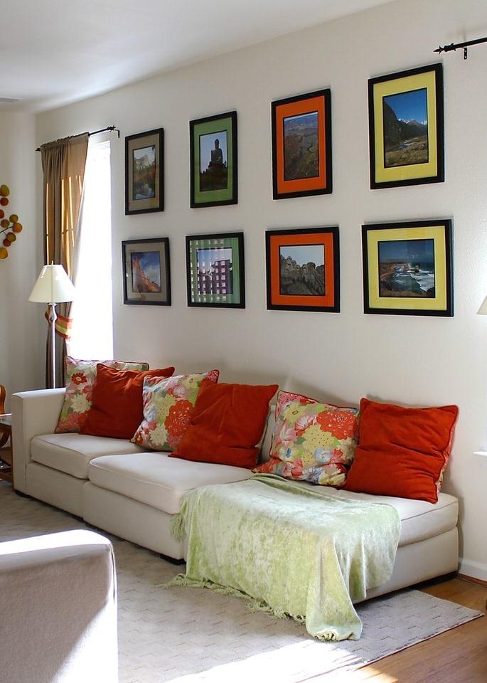 Quantico Living Room
