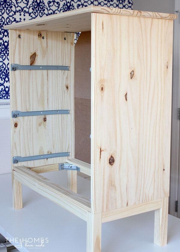 IKEA Tarva Dresser