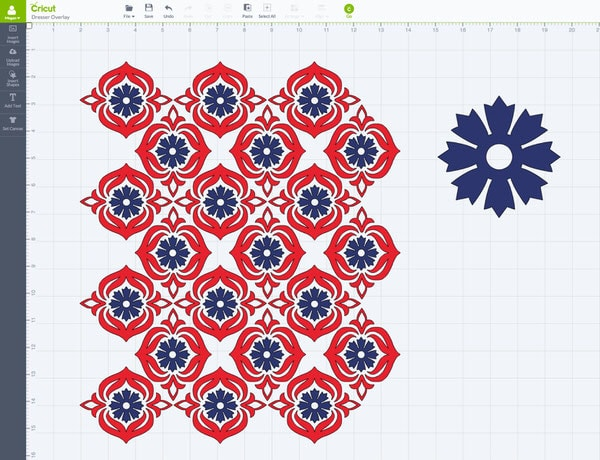 Design a Vinyl Pattern in Cricut Design Space