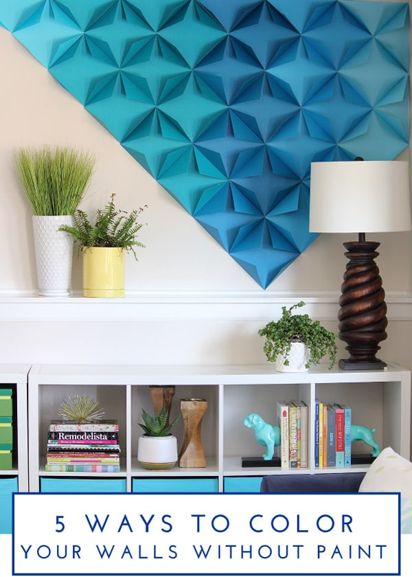THIHM Around the Web | 5 Ways to Add Color to Your Walls Without Paint