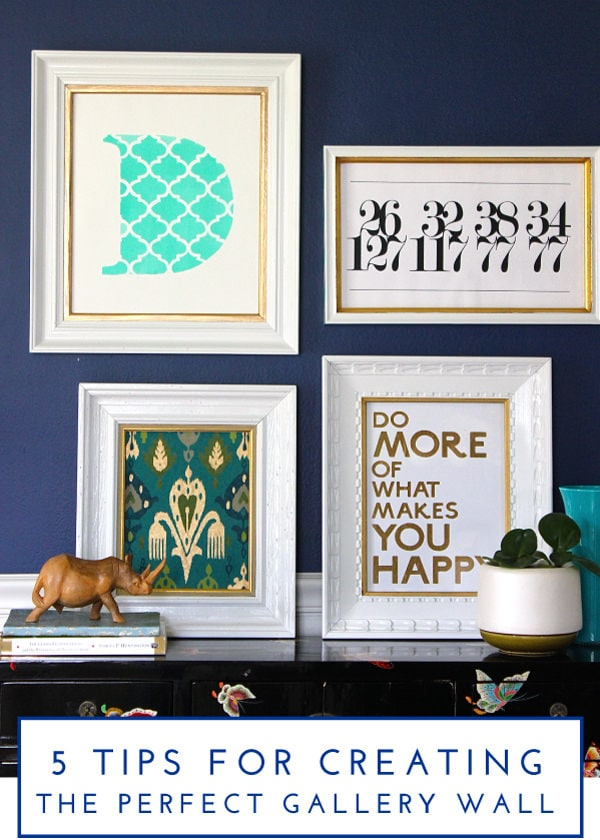 THIHM Around the Web | 5 Tips for Creating the Perfect Gallery Wall