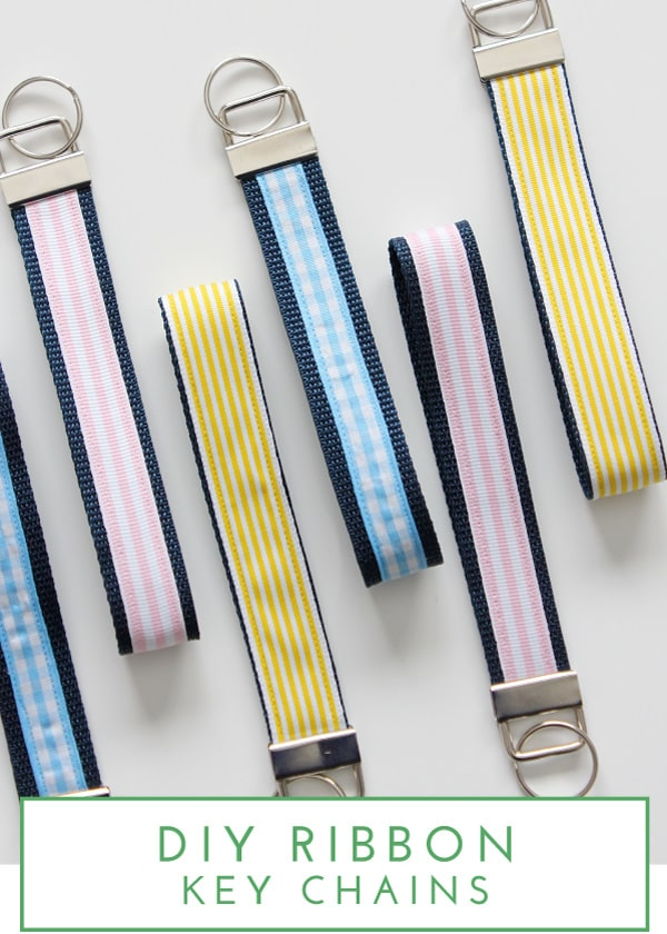 THIHM Around the Web   DIY Ribbon Key Chains