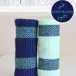 DIY Towel Straps (A Great Scrap-Buster Project!)