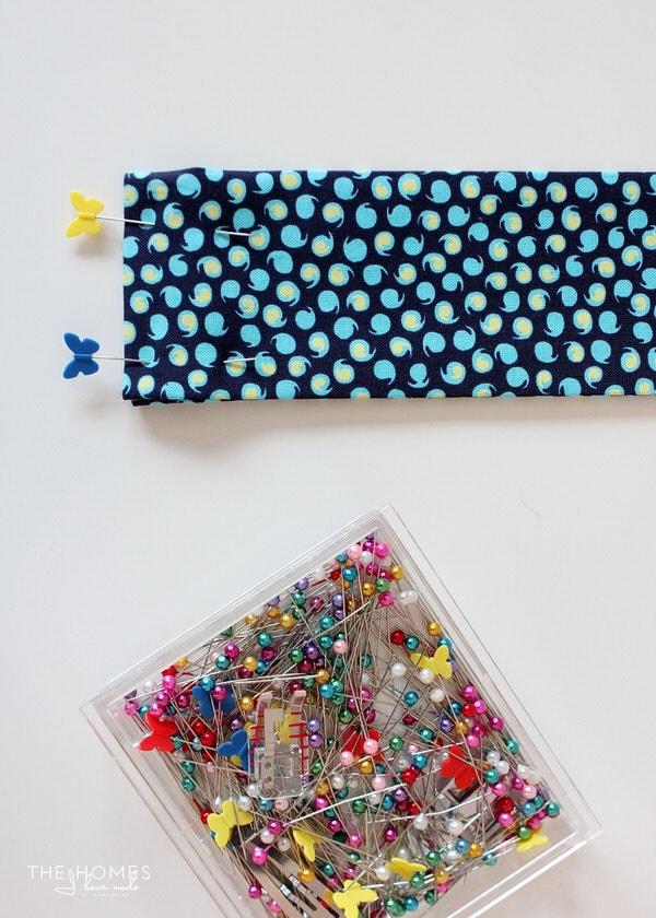 DIY Towel Straps | Sew Straps