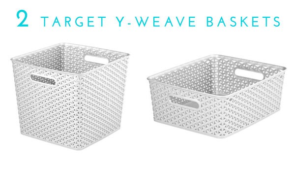 Baskets come in every size, shape, color and quality. Here are my favorite baskets for organizing every area of your home!