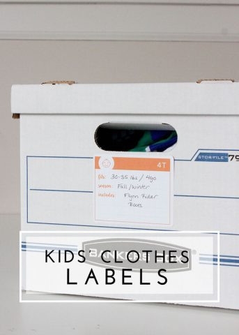 The organization toolbox printable kids39 clothing labels for Get clothing tags made