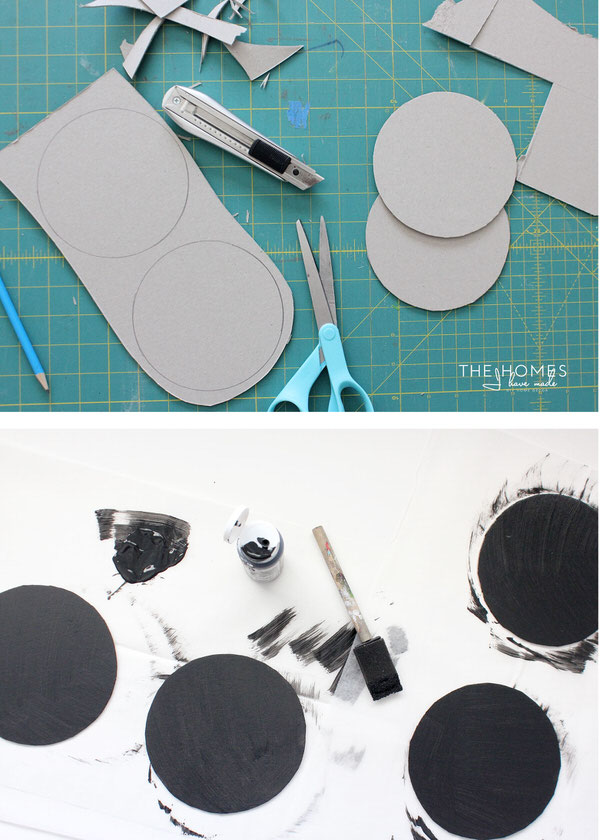 Here is a fun and easy way to make DIY labels for your bins and baskets!