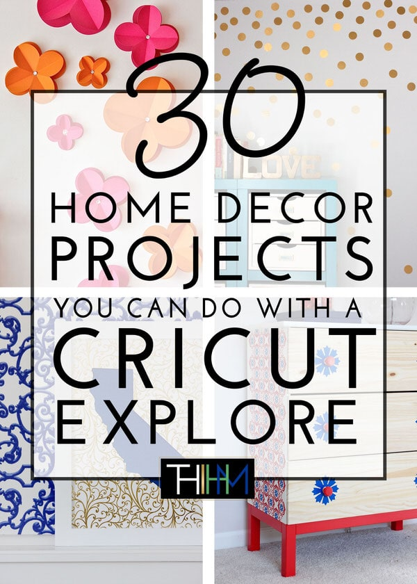 Home Decor Vinyl Wall Art Cricut ~ Home decor projects you can make with a cricut explore