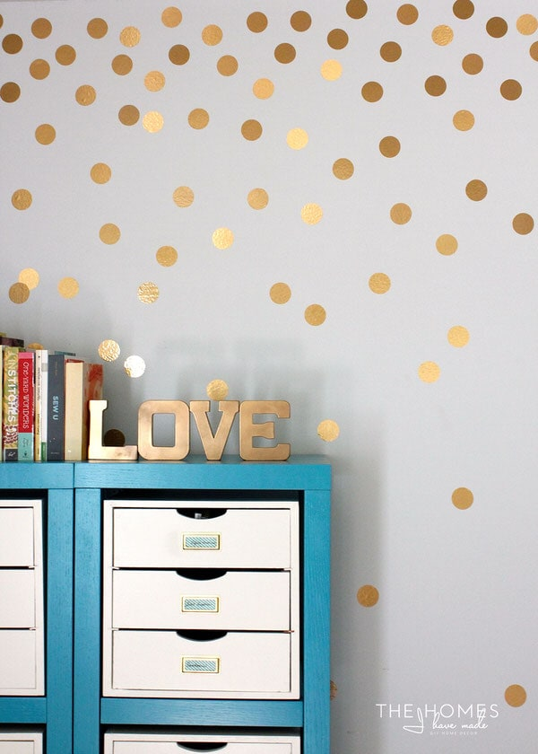 Use a Cricut Explore to make your own vinyl wall decals!