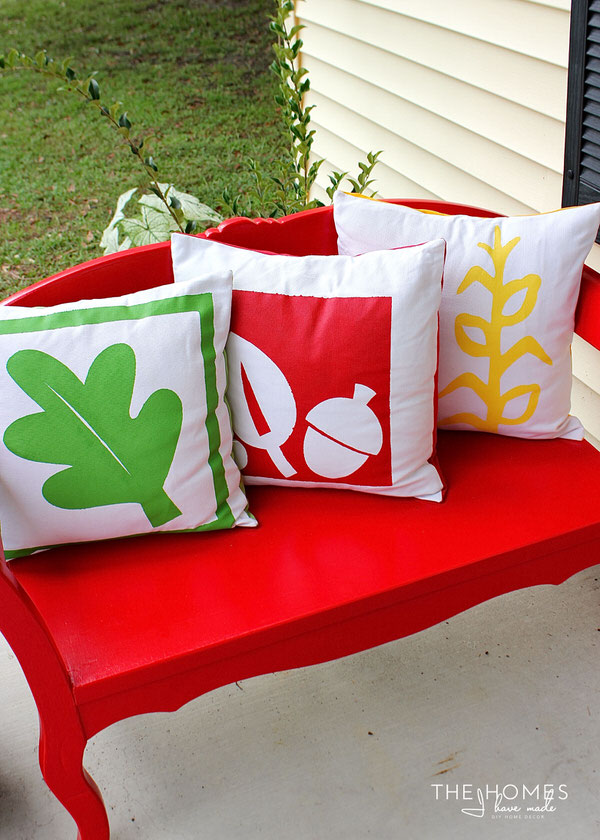 Use a Cricut Explore to make stencils for a variety of home decor projects!