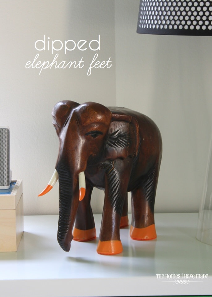 Dipped Elephant Feet